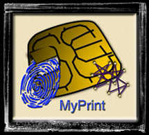 MyPrint Logo design #1