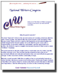 National Writers Congress
